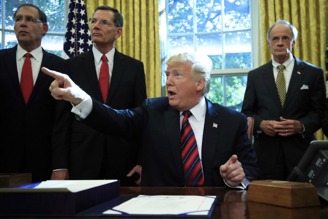 nouvel ordre mondial | Khashoggi: «l'une des pires opérations de dissimulation de l'histoire», dit Trump