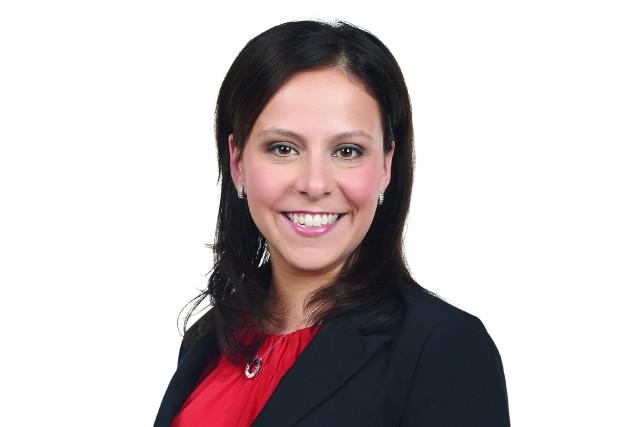 PHOTO FOURNIE... (Caroline Bourgeois a été conseillère municipale de 2009 à 2013 avec Vision Montréal et brièvement membre du comité exécutif.)