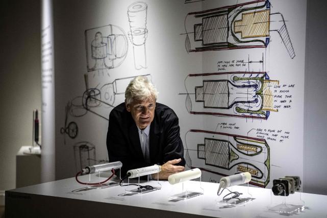 Le fabricant d'aspirateurs Dyson installera son usine de... (Photo CHRISTOPHE ARCHAMBAULT, AFP)