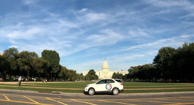 PSA (Peugeot-Citroën) s'installe à Washington avec son système... (Photo PSA)