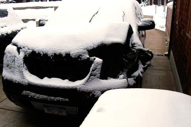 Dans un système d'assurance public sans responsabilité comme... (photo police d'Aspen)