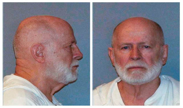 James « Whitey » Bulger purgeait une peine de prison... (Photo archives Reuters)