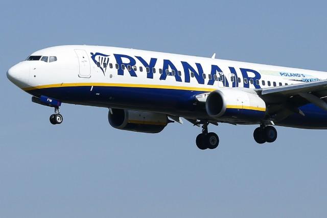 Ryanair a annoncé jeudi qu'elle allait faire appel... (Photo PAU BARRENA, archives AFP)