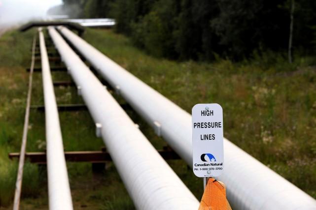 Canadian Natural Resources a affiché jeudi un bénéfice de 1,8milliard pour son... (Photo Dan Riedlhuber, archives Reuters)