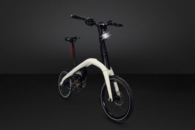 Avec ses vélos électriques, GM dit vouloir anticiper... (Photo GM)