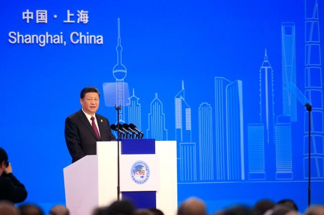 La Chine va ouvrir davantage son marché et accroître ses importations, promet Xi Jinping