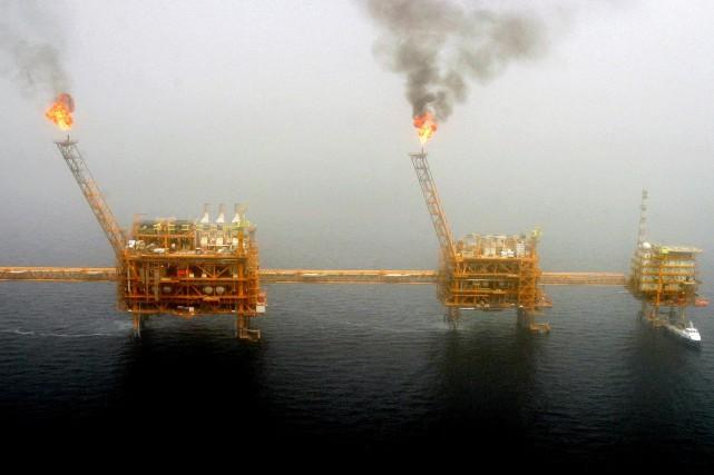 Les cours du pétrole ont terminé en ordre dispersé lundi alors qu'entraient en... (Photo Raheb Homavandi, archives REUTERS)