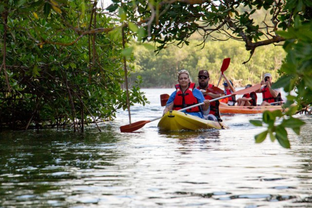 Pour les touristes québécois, la Guadeloupe demeure une... (Photo DavidBoily, Archives La Presse)