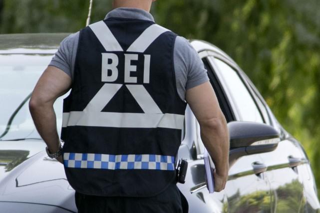Le Bureau des enquêtes indépendantes (BEI) se penchera sur les circonstances du... (Photo David Boily, archives La Presse)