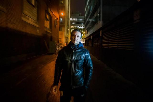 Mathieu Kassovitz est notamment à Montréal pour présenterSparring,un... (PHotoOLIVIER PONTBRIAND, La Presse)