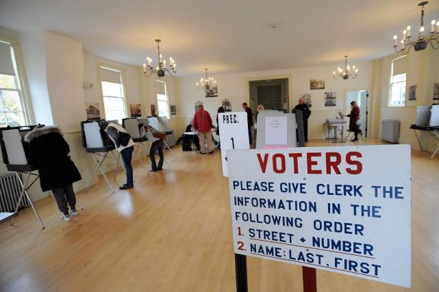 Élections américaines: fermeture des premiers bureaux de vote
