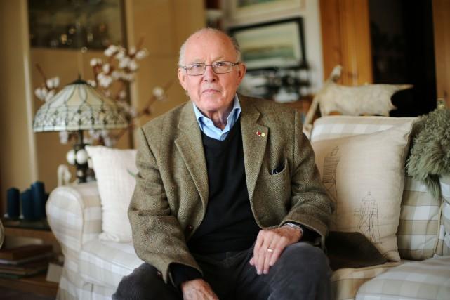 L'ancien premier ministre du Québec Bernard Landry est... (Photo Martin Chamberland, archives La Presse)