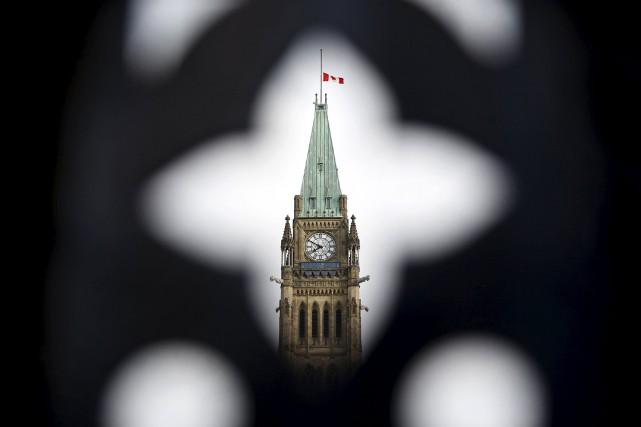À l'initiative du Bloc québécois, tous les députés de la Chambre des communes... (Photo BLAIR GABLE, archives Reuters)