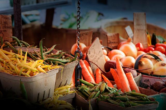 L'achat local a tout bon pour notre économie et est là pour rester. Mais manger...
