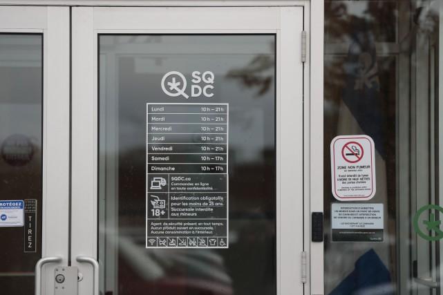 La syndicalisation à la Société québécoise du cannabis prend une tournure... (Photo Martin Chamberland, archives La Presse)