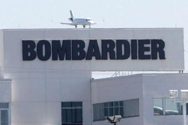 Même si Bombardier a renoué avec la rentabilité au troisième trimestre,... (Photo Ryan Remiorz, archives La Presse canadienne)