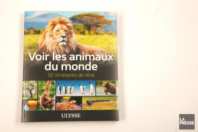Voir les animaux du monde livre des clés... (Photo François Roy, La Presse)