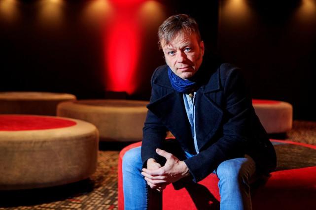 Daniel Boucher sera en spectacle à la Cinquième... (Photo Alain Roberge, La Presse)