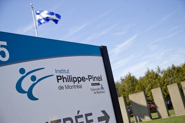L'Institut Philippe-Pinel abolira finalement 37postes de sociothérapeute - des... (Photo David Boily, La Presse)