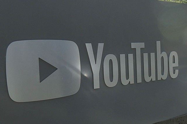 L'application YouTube est disponible depuis ce vendredi sur la console... (Photo Jeff Chiu, archives Associated Press)