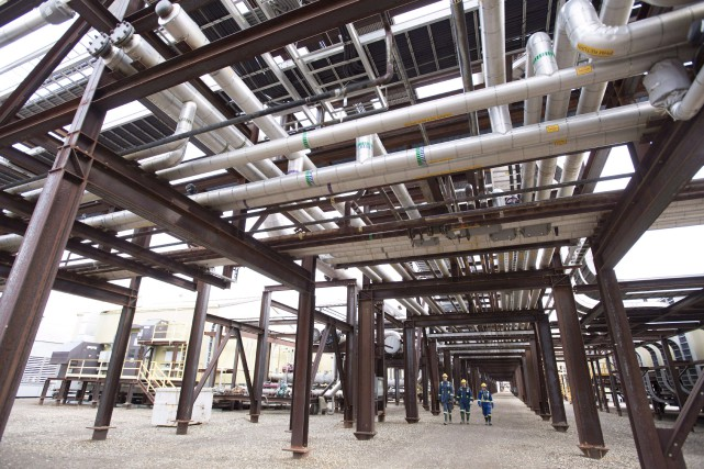En vertu des règles actuelles, les producteurs d'énergie... (Photo Jonathan Hayward, archives La Presse canadienne)