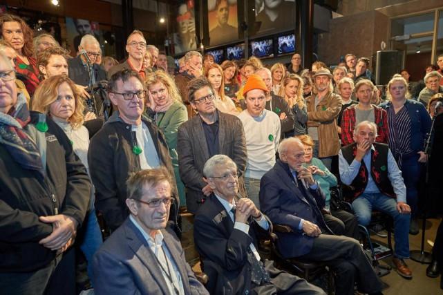 «En se mobilisant et en s'engageant collectivement, les... (Photo AndréPichette, La Presse)