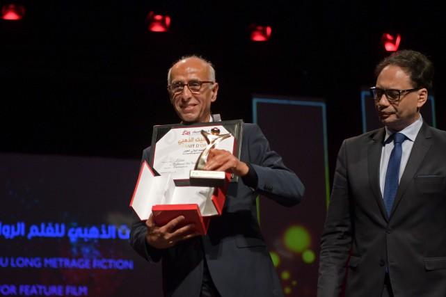 Le film Fatwa, du réalisateur Mahmoud Ben Mahmoud... (Photo FETHI BELAID, AFP)