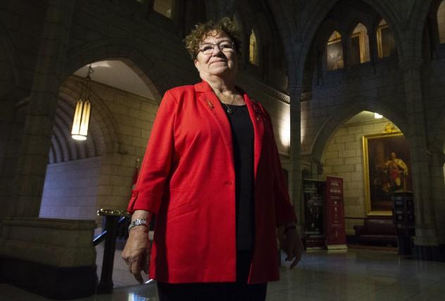 La ligature des trompes menée sans le consentement... (Photo Adrian Wyld, La Presse canadienne)