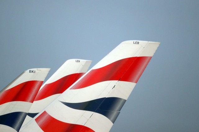 La pilote d'un appareil de la British Airways... (Photo HANNAH MCKAY, archives Reuters)