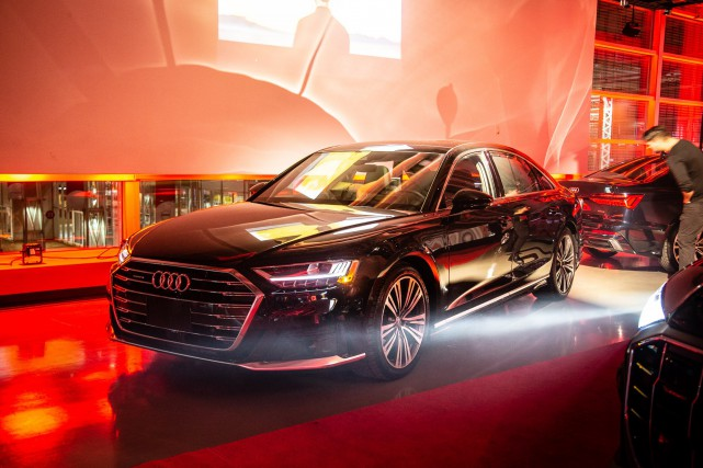 Les trois concessionnaires Audi du Groupe Gabriel ont... (Photo fournie par Audi Groupe Gabriel)