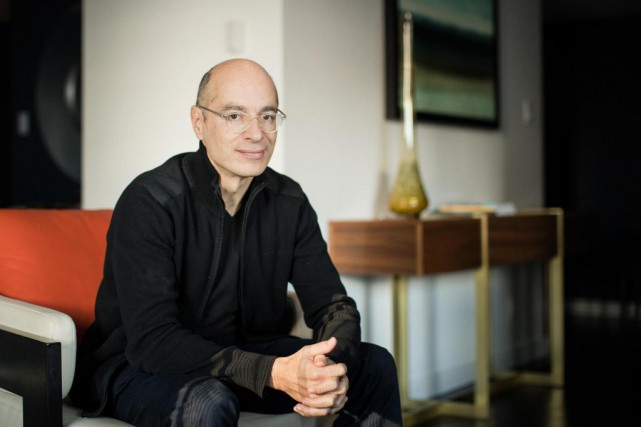 Un médium a dit à l'auteur Bernard Werberqu'il... (Photo Edouard Plante-Fréchette, La Presse)