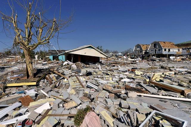 L'an dernier la Floride a subi une grave... (Photo HECTOR RETAMAL, AFP)