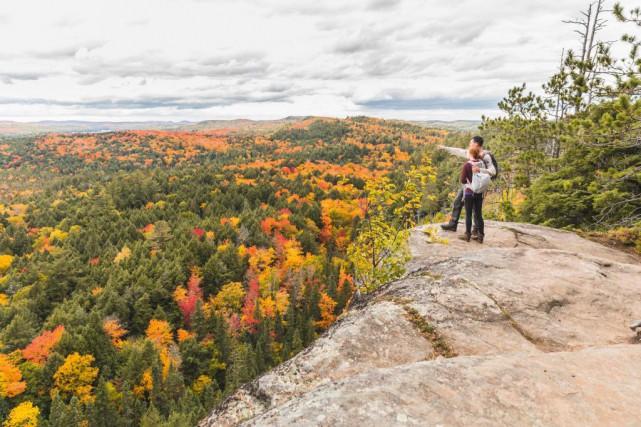 Il est possible de profiter du plein air... (Photo Thinkstock)