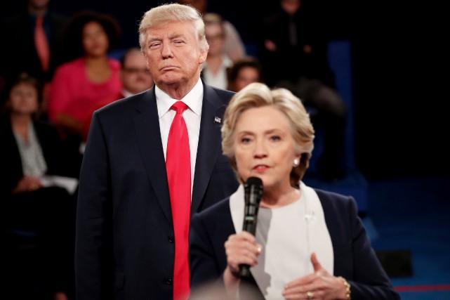 Trump voulait des enquêtes sur Hillary Clinton et James Comey