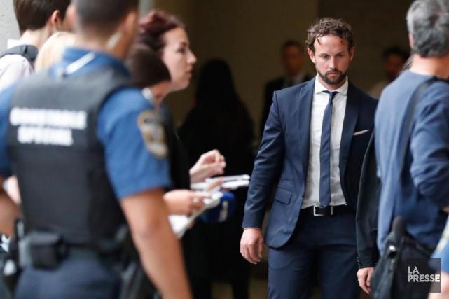 Patrick Ouellet a été condamné à huit mois... (PHOTO MARTIN CHAMBERLAND, LA PRESSE)