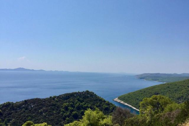 Visite guidée à Korcula, en Croatie... (Photo Aline Apostolska, collaboration spéciale)