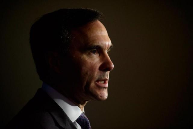 Dans son énoncé économique de mercredi dernier, le... (PhotoSean Kilpatrick, La Presse canadienne)
