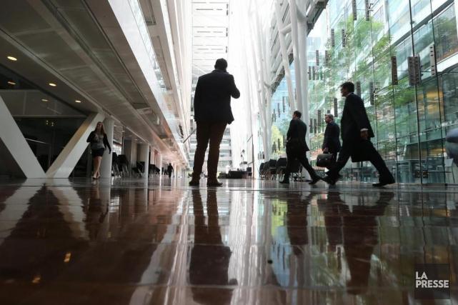 La rémunération des employés à la Caisse de... (PHOTO MARTIN CHAMBERLAND, ARCHIVES LA PRESSE)