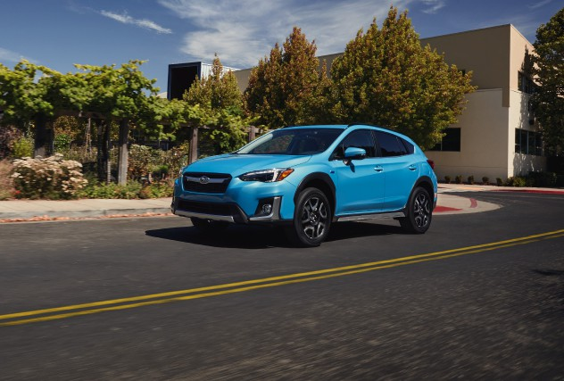 Subaru Crosstrek hybride 2019.... (Photo Subaru)