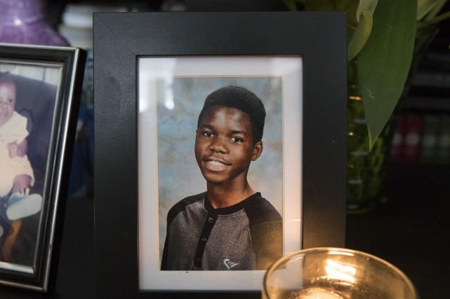 Une photo de Blessing Claude Moukoko.... (Photo Ivanoh Demers, archives La Presse)