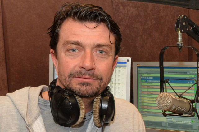 Gavin Ford, l'animateur britannique d'une émission radio de... (Photo archives AFP)