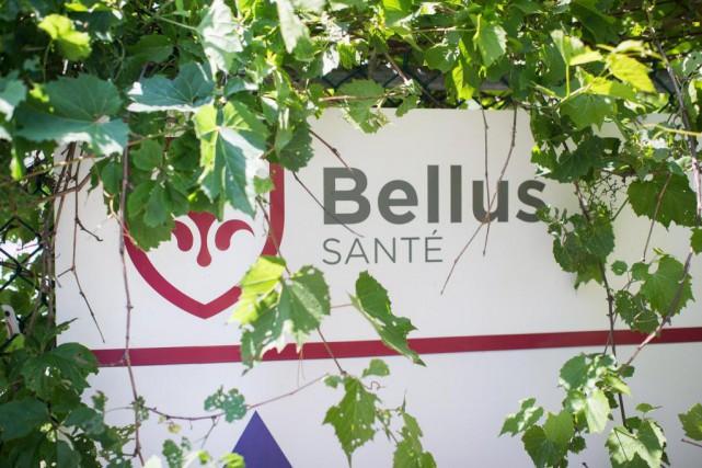 Le siège social de Bellus Santé... (Photo Olivier PontBriand, Archives La Presse)