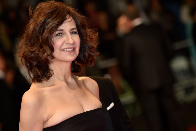 La comédienne et humoriste française Valérie Lemercier réalisera... (Photo BERTRAND LANGLOIS, archives AFP)