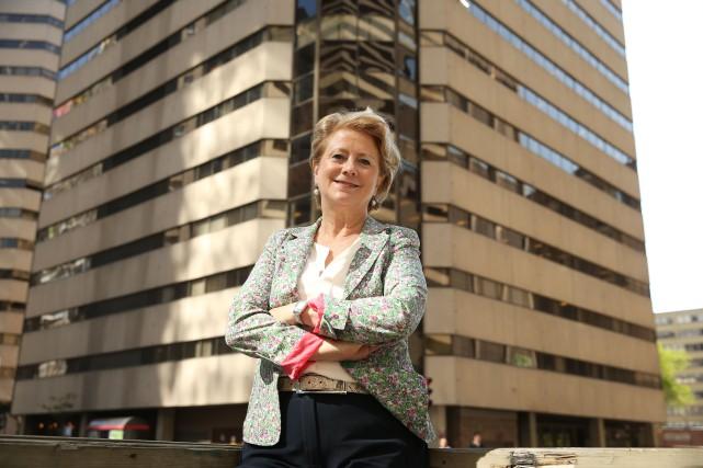 Gyslaine Desrosiers, présidente du Conseil interprofessionnel du Québec.... (PHOTO Martin Chamberland, archives LA PRESSE)