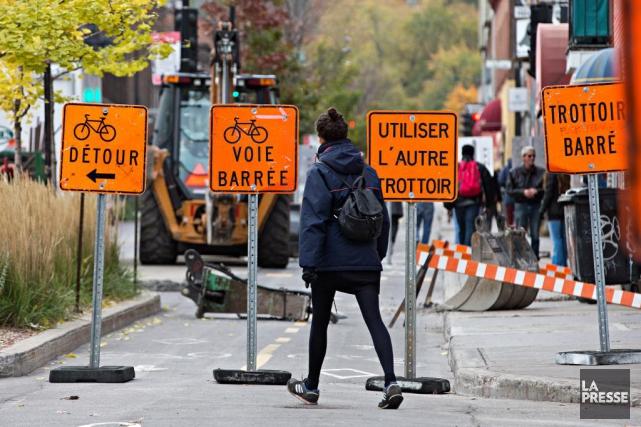 Et vous? Quelle note donnez-vous aux services publics?... (Photo Patrick Sanfaçon, La Presse)