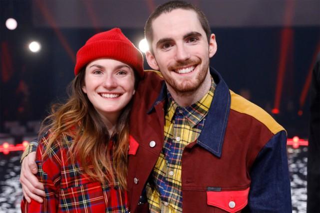 Katerine Leblanc, 23 ans, et Alexandre Leblanc, 25... (PHOTO FOURNIE PAR LA PRODUCTION)