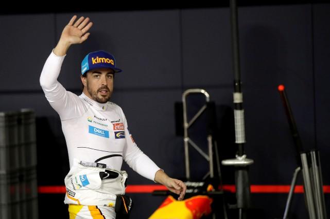 L'écurie McLaren IndyCar aura Chevrolet comme seul motoriste... (Photo REUTERS)