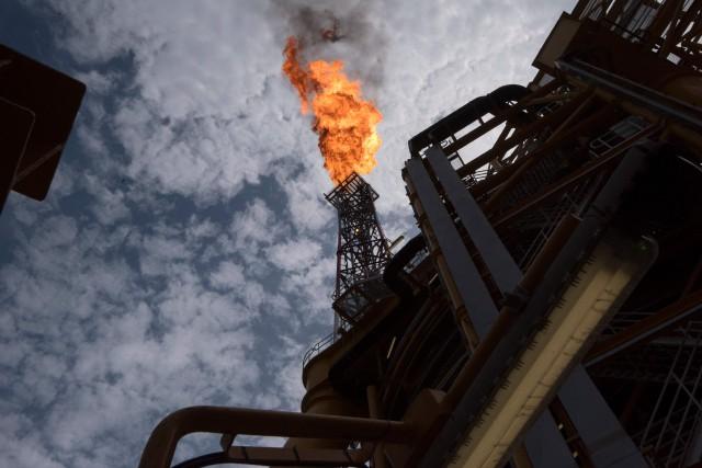 L'OPEP et ses partenaires seront réunis à Vienne... (Photo RODGER BOSCH, AFP)
