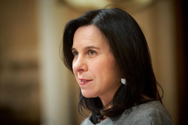 Valérie Plante... (Photo André Pichette, archives La Presse)