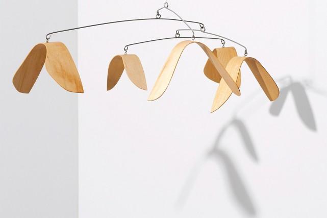 Le modèle en bois d'érable laminé Flock de... (Photo fournie par Bookhou)